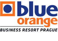 Logo Blue Orange Restaurant